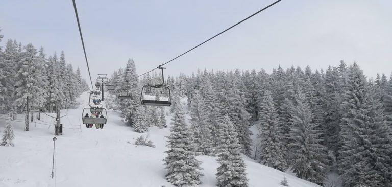 Obóz zimowy Karpacz